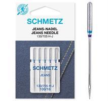 Schmetz farkkuneulapakkaus 100