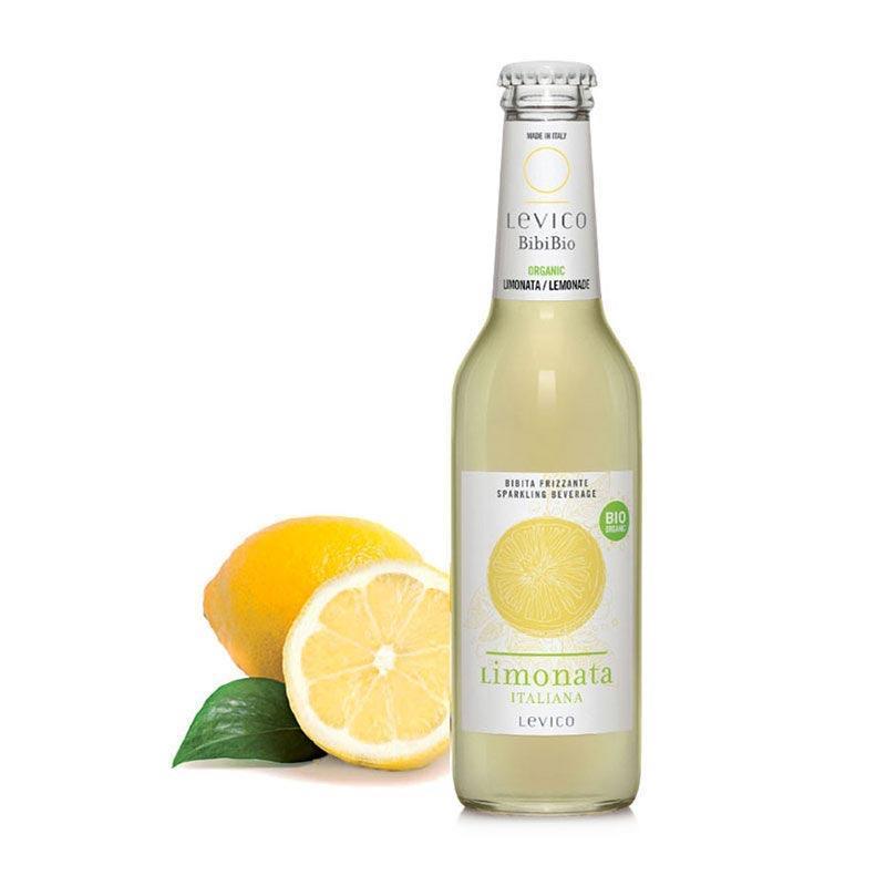 Levico Bio sitron limonade, øko, 275ml