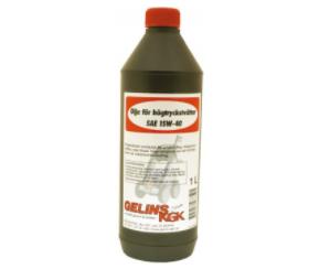 Olja för högtryckstvätt 1L