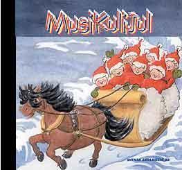 Musikulijul, sång-CD