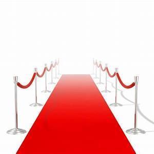 Rød løper 1,5x10 meter