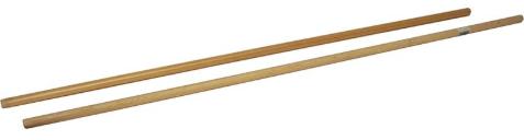 Kvastskaft trä obeh. 150cm