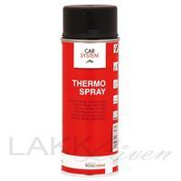 CS Thermo Sort Varmebestandig 600°C Spray 400ml