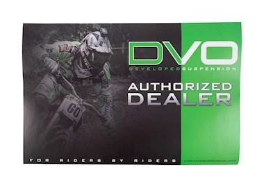 Sticker Authorized Dealer