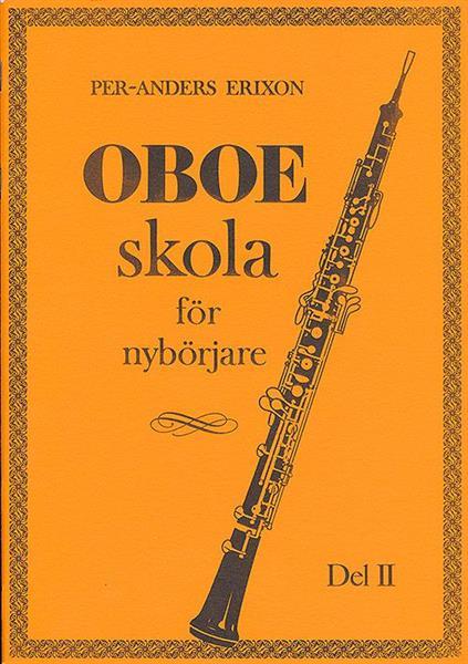 Oboeskola, del 2