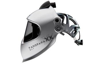 Friskluftshjälm Optrel Panoramaxx CLT Isofit (Silver)