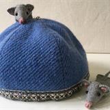 Kollhuve og små mus