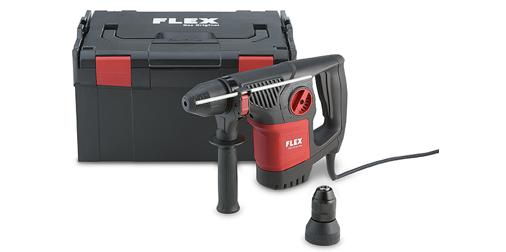 Flex Borrhammare CHE4-32R SDS-Plus