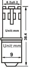 BA9s SMD12