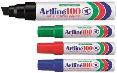 Märkpenna Artline 100 extrabred
