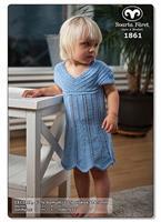Barnklänning i Cecilia