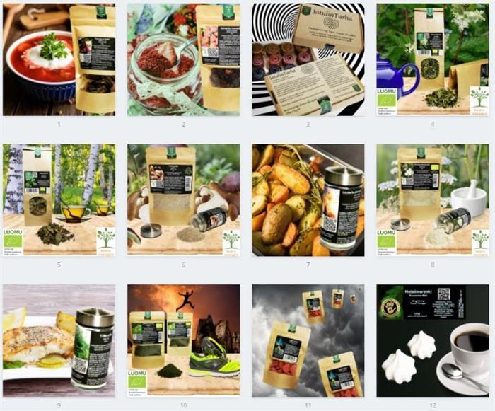 Nordicforyou -tuotteet myös Jkl:n Rekossa.
