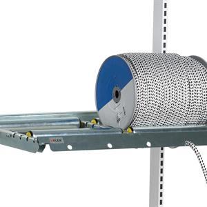 Bobinhållare för två bobiner