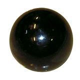Kula Ø 35 (M10) svart bakelit