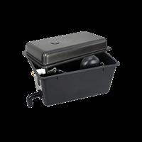 Flottörbox - 8 lit. med 1 utlopp