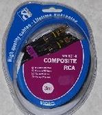 Kabel RCA ha-ha 5m