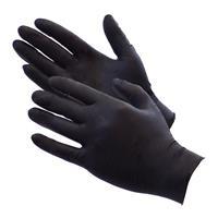 BLACK GLOVES S 100 pz