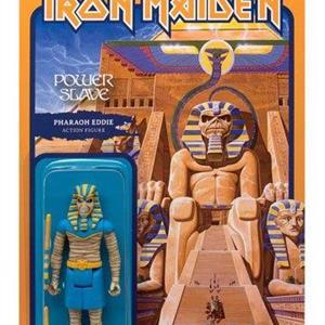 Iron Maiden, ReAction, Powerslave (Pharaoh Eddie)