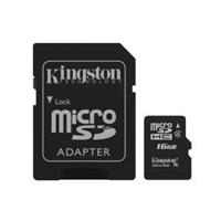 Minne Kingston Micro SDHC 3x16GB Klass 10