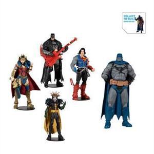 DC Multiverse Build A, Wonder Woman