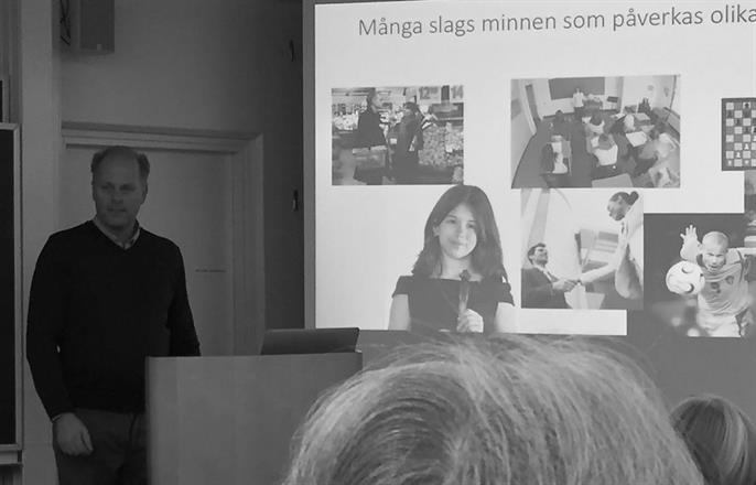 Lars Nyberg om Betula