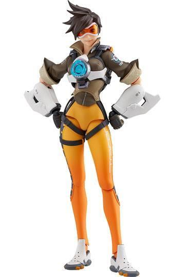 Overwatch, Tracer, Figma Action Figure