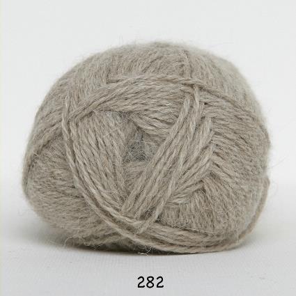 Kinna Textil Hjerte Alpacka begie