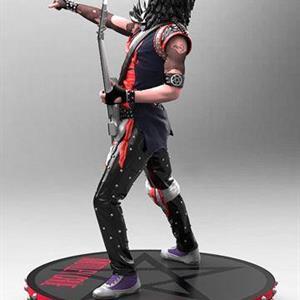 Mötley Crüe, Rock Iconz, Nikki Six