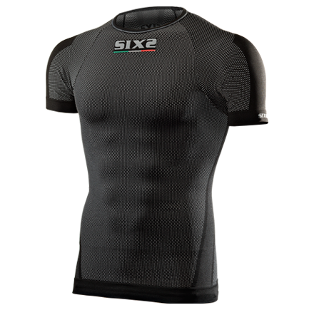 SIXS - T-Shirt - Black