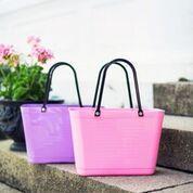 Hinza väska rosa liten