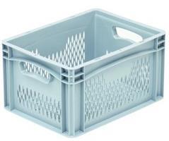 BasicLine Perforerad Plastback 400x300x220