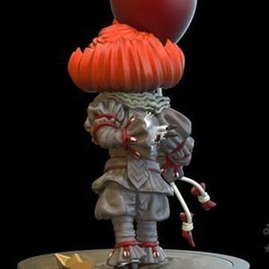 IT Chapter Two Q-fig, Pennywise