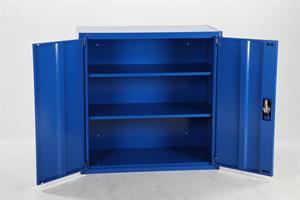 Förvaringsskåp Erik 900x800x400 blå