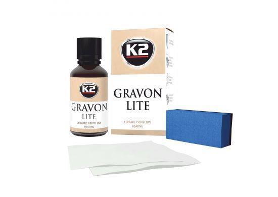 K2 GRAVON LITE 50 ML  keramiskt lackskyd 24 MÅN