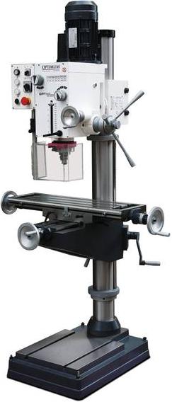 OPTIdrill DH40CT /400v ( 730 x 210 ristisyöttöpöydällä )