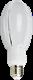 LED Gårdslampa 24W E27 840 (2500 lm)