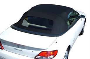 Sufflett Toyota Solara 99-03 tyg svart combo