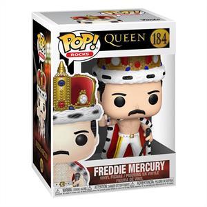 Queen POP! Freddie Mercury King