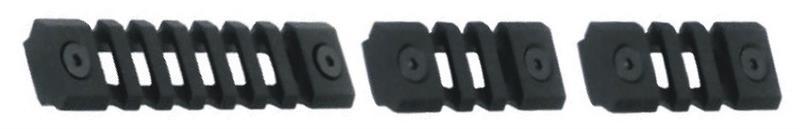 "Rail kit 3st/1st 3,5""/1st 2,0""Aluminiun"