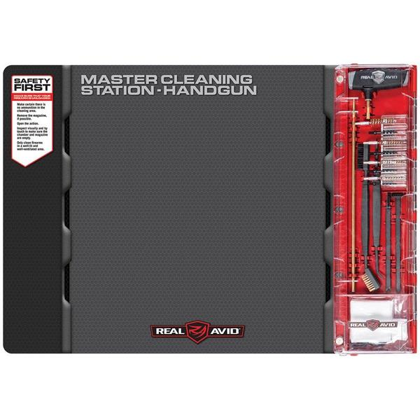 Master Cleaning Station (Real Avid)