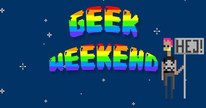 Geek Weekend 2.0 i Göteborg