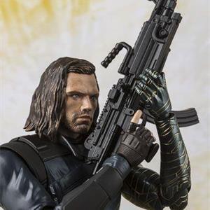 Avengers Infinity War, S.H.F, Bucky