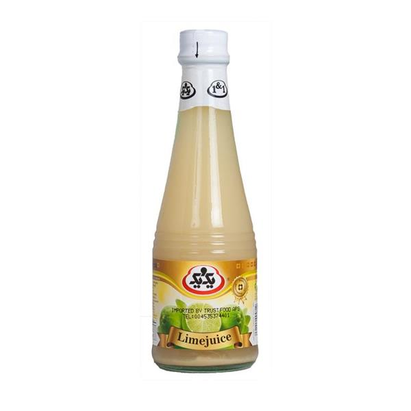 Limejuice 1&1 24 x 330ml