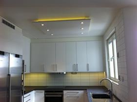 LED-strips undersåps belysning