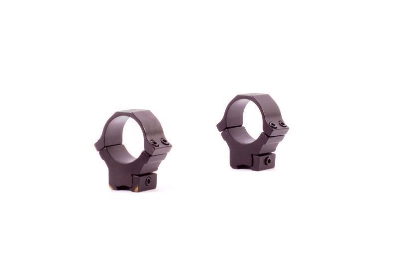 """Aluminium Sport Rings 1"""" 11mm Bas.M"""