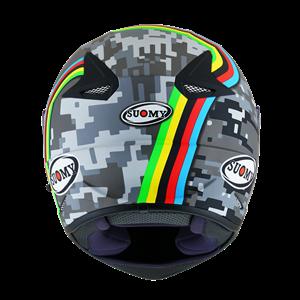 SUOMY STELLAR - Rainbow Matt