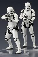 Star Wars, ARTFX, First Order Stormtrooper, 2-pack