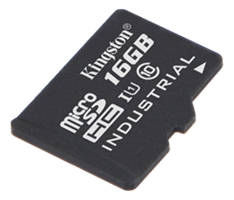 Minne Micro SDHC 16GB Kingston Class 10
