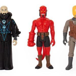 Hellboy, ReAction, Hellboy,Rasputin,Johann Kraus