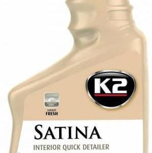 K2 SATINA BLUEBERRY 770 ML + MIKROFIBRA